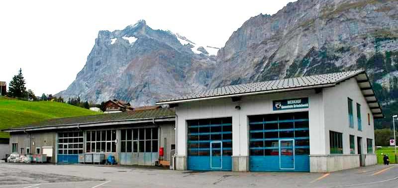 Werkhof Grindelwald
